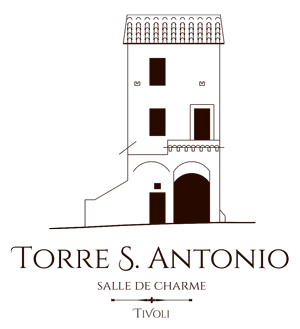 Torre Sant'Antonio | Salle de charme – Appartamento, Casa per vacanze, Bed & Breakfast al centro di tivoli Logo